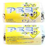 PEZ - Candy Face Lemon CF-A 08.1