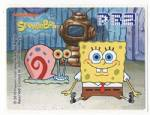 PEZ - Gary and SpongeBob with TV