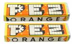 PEZ - Star B Orange B-G 01.1