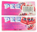 PEZ - Candy Face Cherry CF-R 01