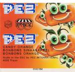 PEZ - Candy Face Orange CF-A 09