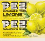 PEZ - Fruit Lemon F-A 06