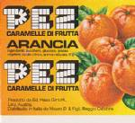PEZ - Fruit Orange F-A 06