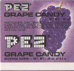 PEZ - Fruit Grape F-US 03