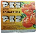 PEZ - Fruit Orange F-S 04