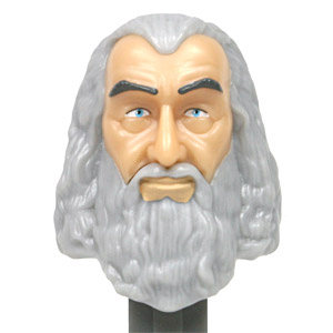 PEZ - Lord of the Rings - The Hobbit - Gandalf - B