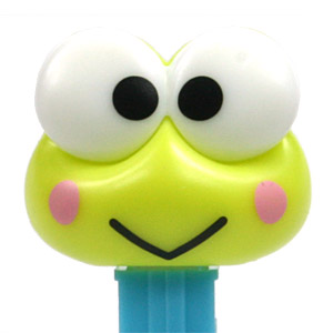 PEZ - Hello Kitty - Keroppi