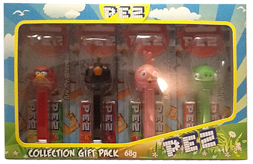 PEZ - Angry Birds - Collection Gift Pack Angry Birds