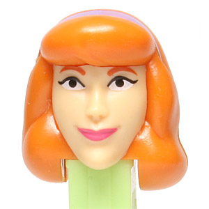 PEZ - Animated Movies and Series - Scooby Doo - Daphne Blake