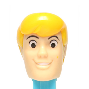 PEZ - Animated Movies and Series - Scooby Doo - Fred Jones