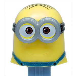PEZ - Despicable Me - Minion Dave - without mouth - A