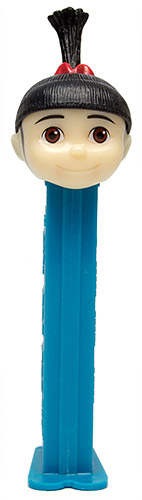 PEZ - Movie and Series Characters - Despicable Me - Agnes