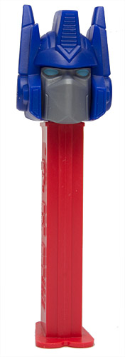 PEZ - Dreamworks Movies - Transformers - Optimus Prime - A