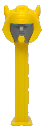 PEZ - Dreamworks Movies - Transformers - Bumblebee - A
