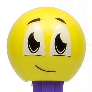 PEZ - Funky Faces - Emoticons - Smirky - Euro release