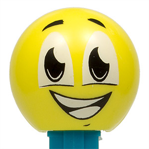 PEZ - Funky Faces - Emoticons - Cheesy - Euro release