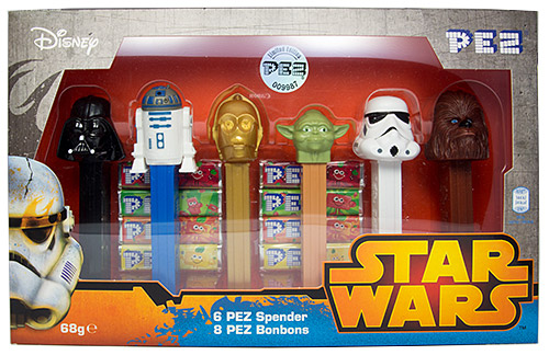 PEZ - Star Wars - Limited Edition - Collector's Box