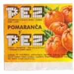 PEZ - Fruit Orange F-S 04.1