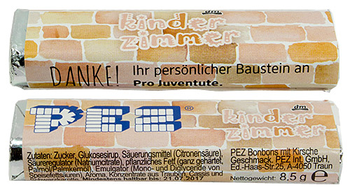PEZ - Commercial - kinderzimmer