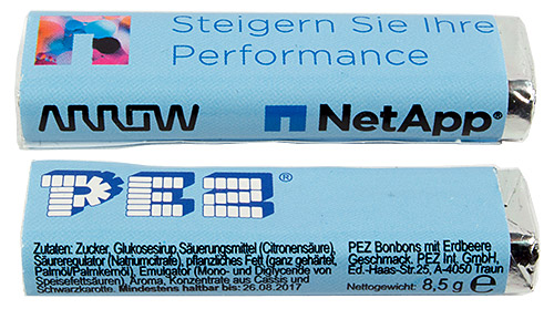 PEZ - Commercial - Arrow NetApp
