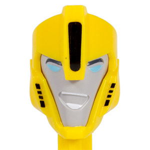 PEZ - Dreamworks Movies - Transformers - Bumblebee - B