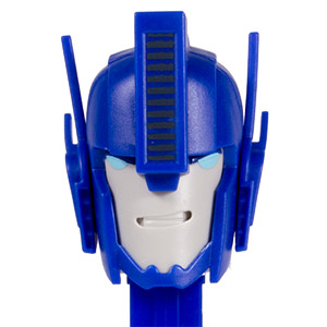 PEZ - Transformers - Connectibles - Optimus Prime - B
