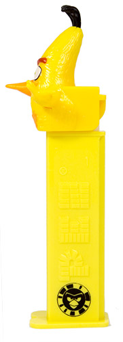 PEZ - Animated Movies and Series - Angry Birds - 2016 - Chuck