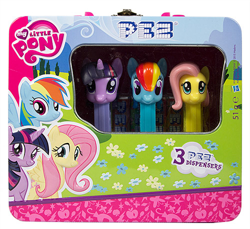 PEZ - My little Pony - My Little Pony Tin