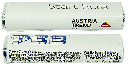 PEZ - Commercial - Austria Trend Start here.