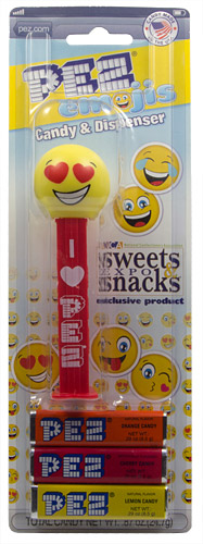 PEZ - Visitor Center - Sweets & Snacks Expo - Love