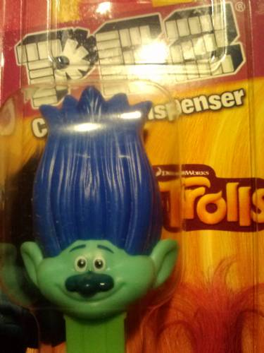 PEZ - Dreamworks Movies - Trolls - Branch