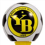 PEZ - Young Boys Bern   on yellow SEIT 1898 on black stem