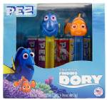 PEZ - Finding Dory Twin Pack Dory & Nemo