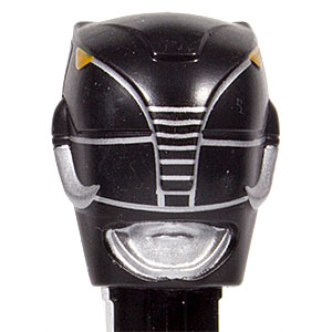 PEZ - Movie and Series Characters - Power Rangers - Zack