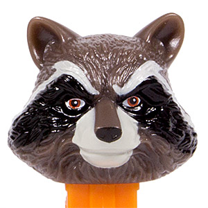 PEZ - Guardians of the Galaxy - Rocket Racoon - Mini
