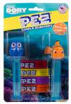 PEZ - Finding Dory Double Pack Dory & Nemo
