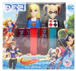 PEZ - Twin Pack Supergirl & Harley Quinn  US Release