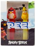PEZ - Twin Pack Red Bird B & Chuck