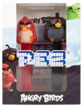 PEZ - Twin Pack Red Bird B & Black Bird B