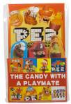 PEZ - Bookmarks with heads  The candy with a playmate
