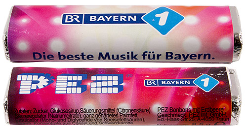 PEZ - Commercial - BR Bayern 1