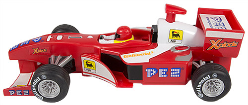 PEZ - Miscellaneous - Racing Car - Red - Agip/Continental