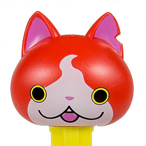 PEZ - Animated Movies and Series - Yo-Kai Watch - Jibanyan