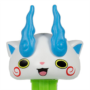 PEZ - Animated Movies and Series - Yo-Kai Watch - Komasan