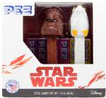 PEZ - Twin Pack  Chewbacca B & Porg