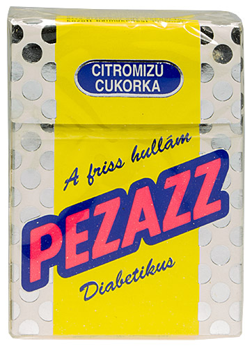 PEZ - Dextrose Packs - Pezazz