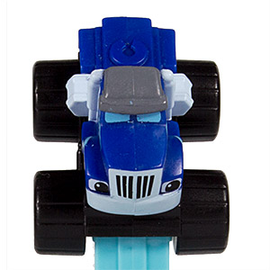 PEZ - Blaze and the Monster Machines - Crusher