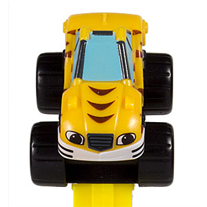 PEZ - Blaze and the Monster Machines - Stripes