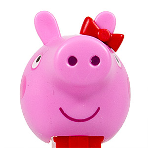 PEZ - Animated Movies and Series - Peppa Pig - Peppa Pig