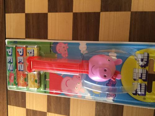 PEZ - Animated Movies and Series - Peppa Pig - Peppa